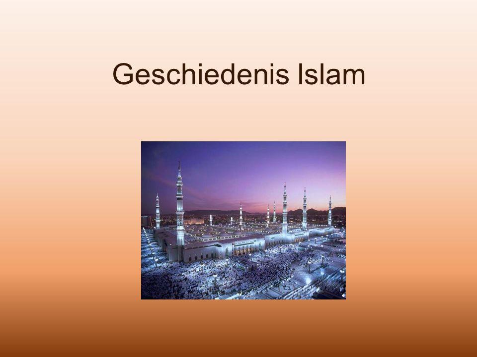 Geschiedenis Islam