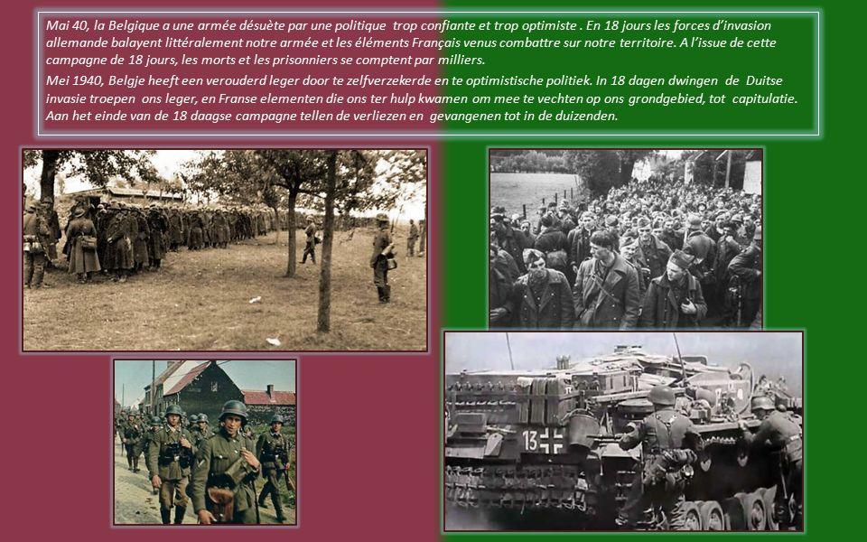 David Stirling, fondateur du Spécial Air Service Les unités Para-Commandos actuelles sont nées en Angleterre pendant la guerre de 1940 1945 De huidige Para-Commando eenheden zijn ontstaan in Engeland tijdens de oorlog van 1940 1945 David Stirling, oprichter van de Special Air Service