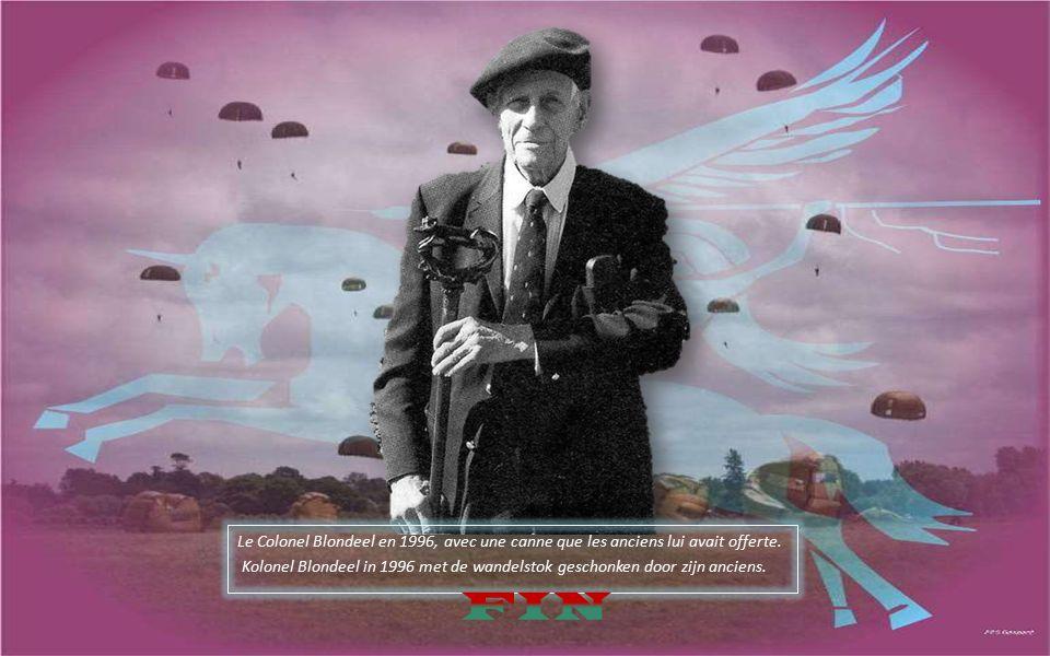 Les premiers d entre eux avaient retrouvé le sol belge le 13 octobre 1940.