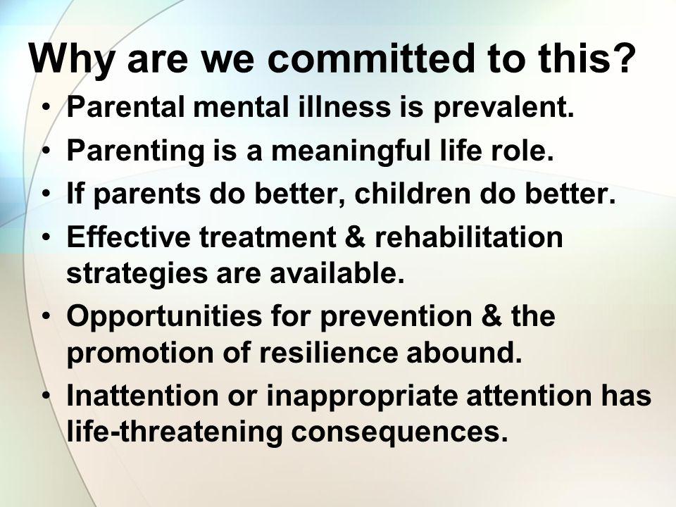Vrouwen en mannen die hun levenlang psychiatrische beperkingen hebben, kunnen net zo goed kinderen hebben als mensen zonder psychiatrische beperking
