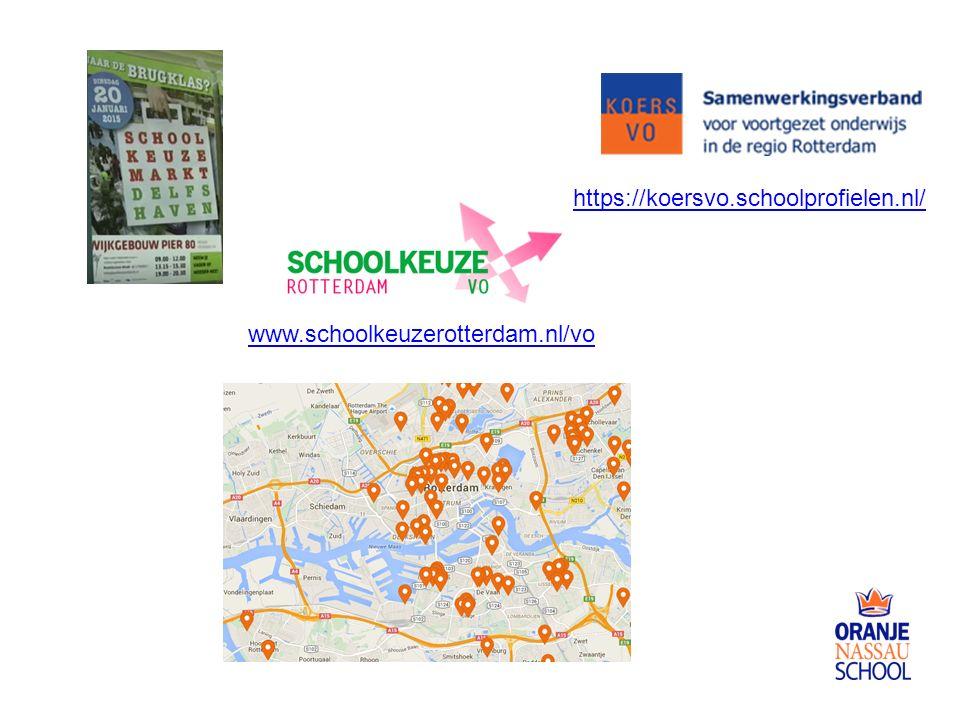 www.schoolkeuzerotterdam.nl/vo https://koersvo.schoolprofielen.nl/