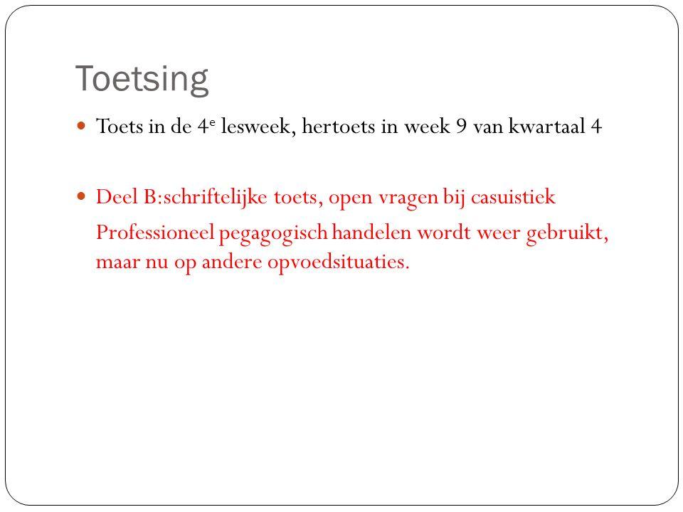 Disfunctioneel ouder-kind contact P151 Van Gameren Hoe is de relatie tussen ouder en kind.