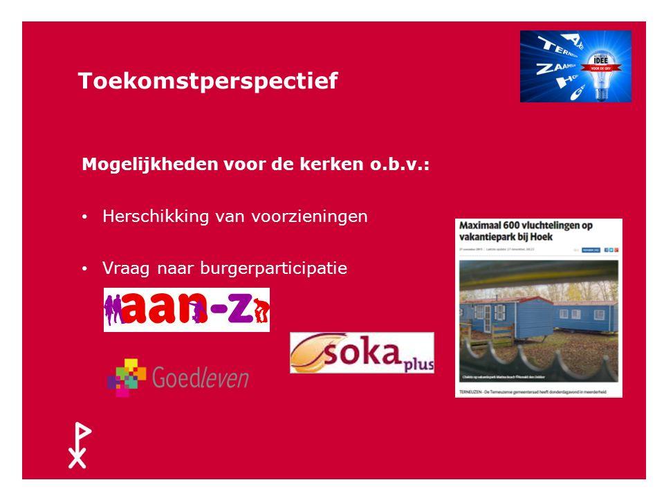 Toekomstperspectief Masterplan Sociale voorzieningen Zeeuws-Vlaanderen 2012, SCOOP 3. Herschikking van voorzieningen Van lokale voorzieningen naar inz