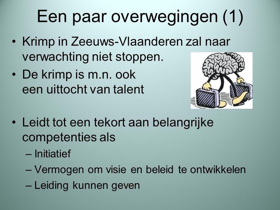 Naar één GKV Zeeuws-Vlaanderen Piet en Tiny van Alten Er is geen toekomst meer zonder elkaar, alleen maar mét elkaar. Jan Bakker