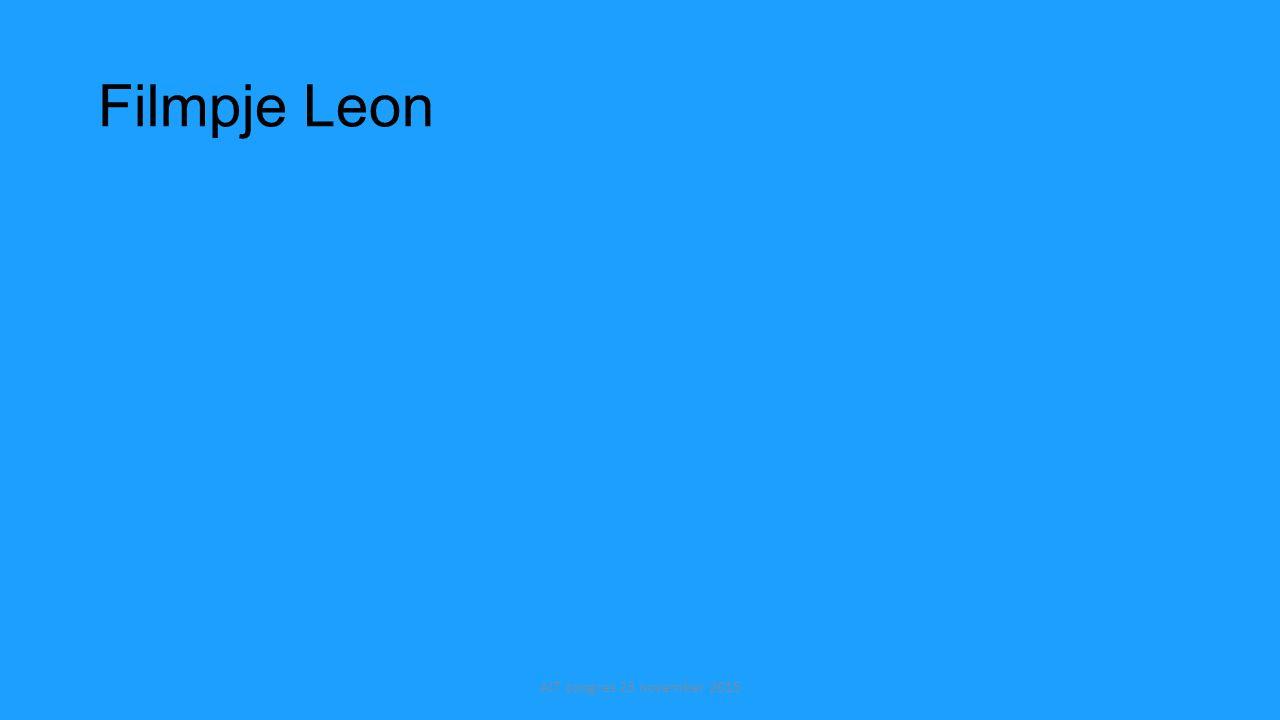 Filmpje Leon AIT congres 23 november 2015