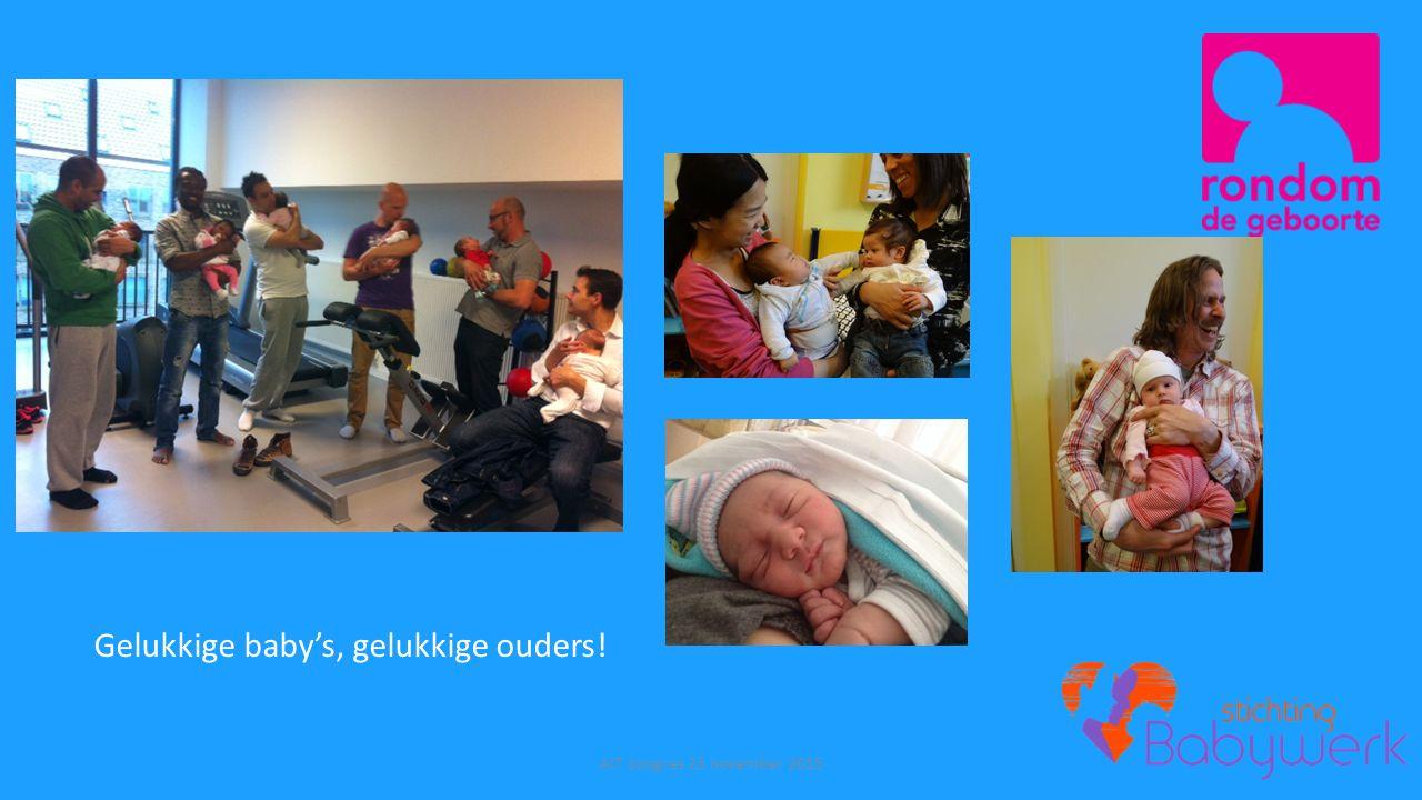 AIT congres 23 november 2015 Gelukkige baby's, gelukkige ouders!