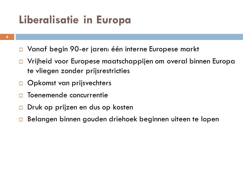Scenario: Schiphol verliest hub-status 71 76 147 1.998 490 2.489 102 67 169 1.040 288 1.328 140 122 262 3.038 779 3.817 -85% -80% -82% -84% -80% -83% +22% +16% +20% +48% +33% +45% -6% -26% -16% -39% -38% -39% Europees Intercontinentaal Totaal Europees Intercontinentaal Totaal KLM+ partners Overige mij'en TotaalKLM+ partners Overige mij'en TotaalBestemmingen Frequenties KLM+ partners Overige mij'en TotaalKLM+ partners Overige mij'en Totaal 25