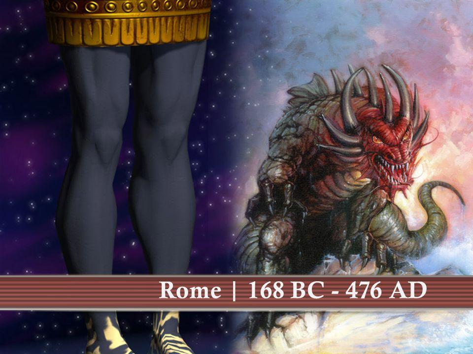 Rome | 168 BC - 476 AD