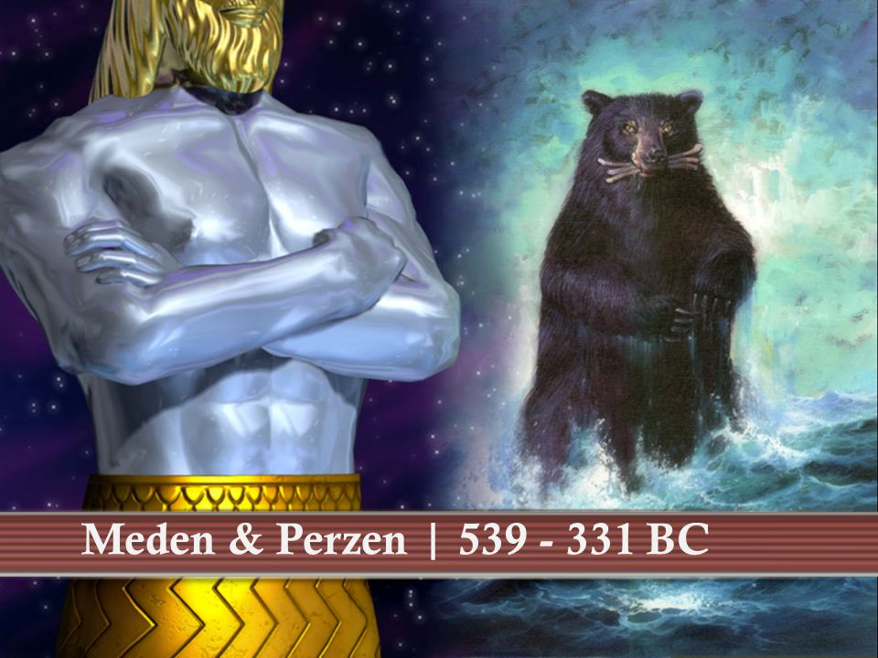 Meden & Perzen | 539 - 331 BC