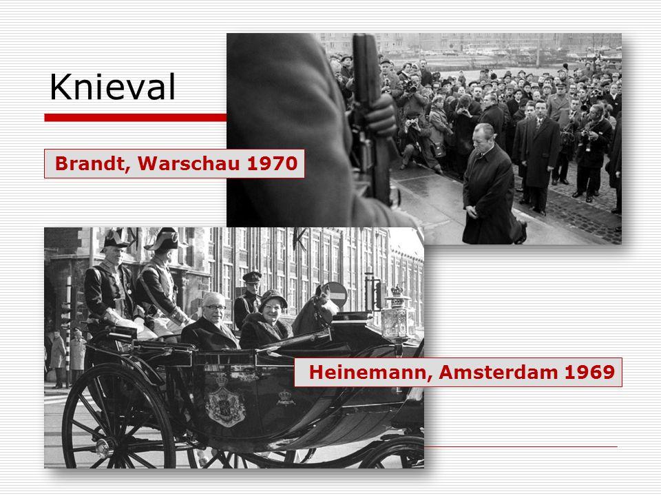 Knieval Brandt, Warschau 1970 Heinemann, Amsterdam 1969