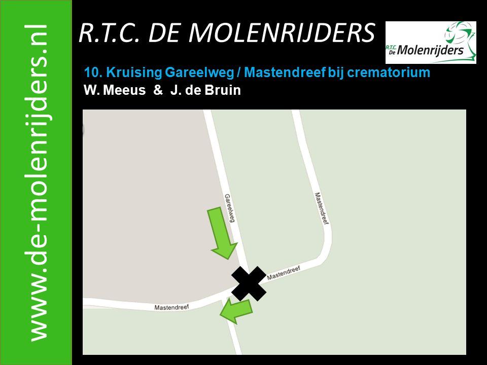 R.T.C.DE MOLENRIJDERS www.de-molenrijders.nl 10.