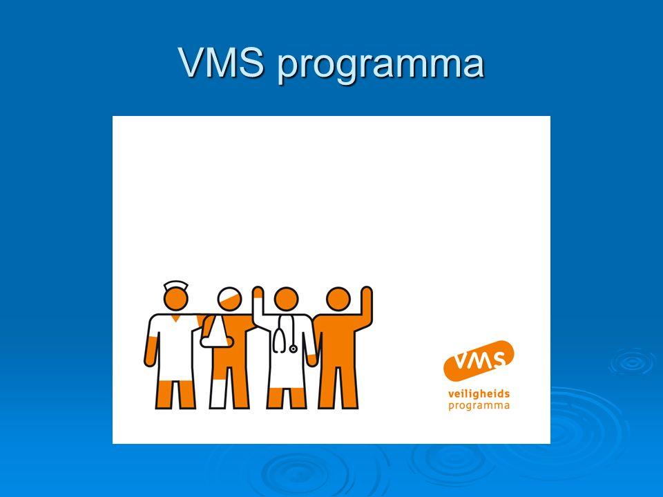VMS programma