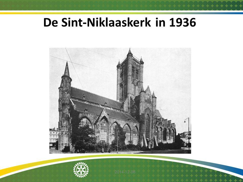 2014-12-08 De Sint-Niklaaskerk in 1936