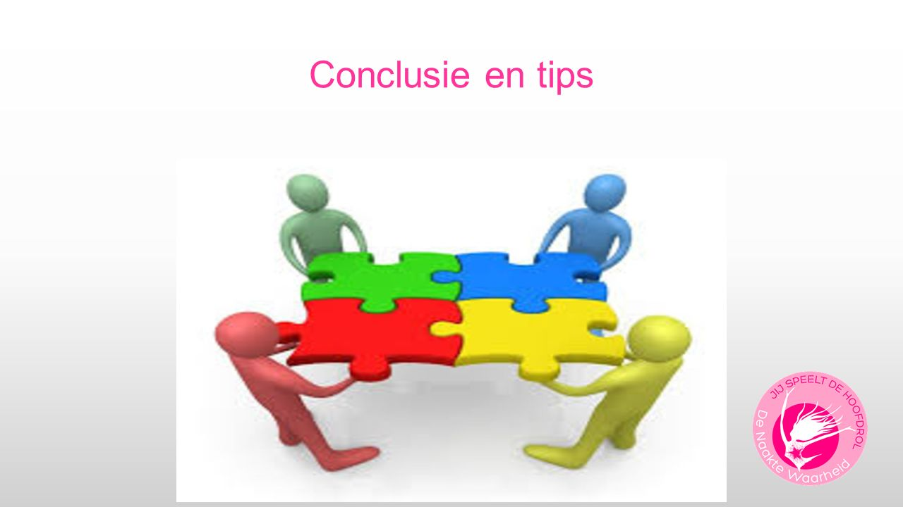 Conclusie en tips
