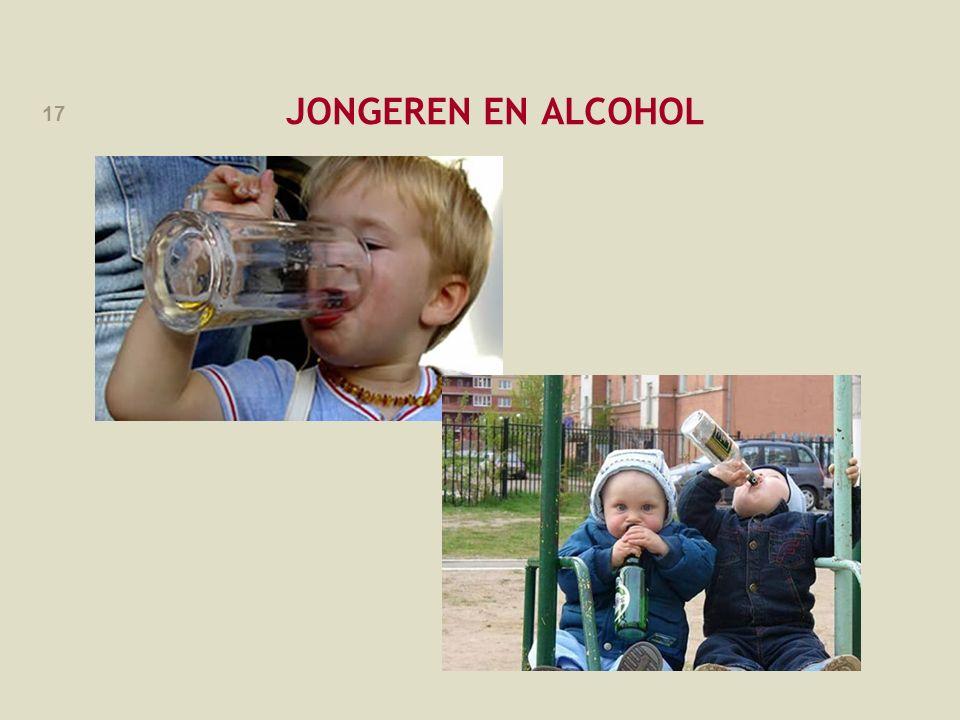 JONGEREN EN ALCOHOL 17