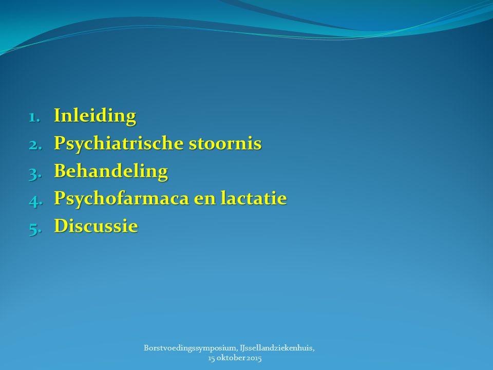 3.Behandeling Anamnese Anamnese Symptomen, co-morbiditeit, ernst v.d.