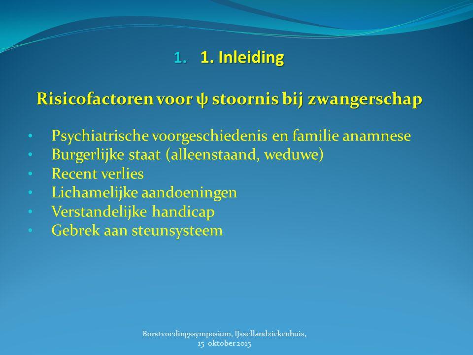 NO DECISION IS RISK FREE NO DECISION IS RISK FREE Borstvoedingssymposium, IJssellandziekenhuis, 15 oktober 2015