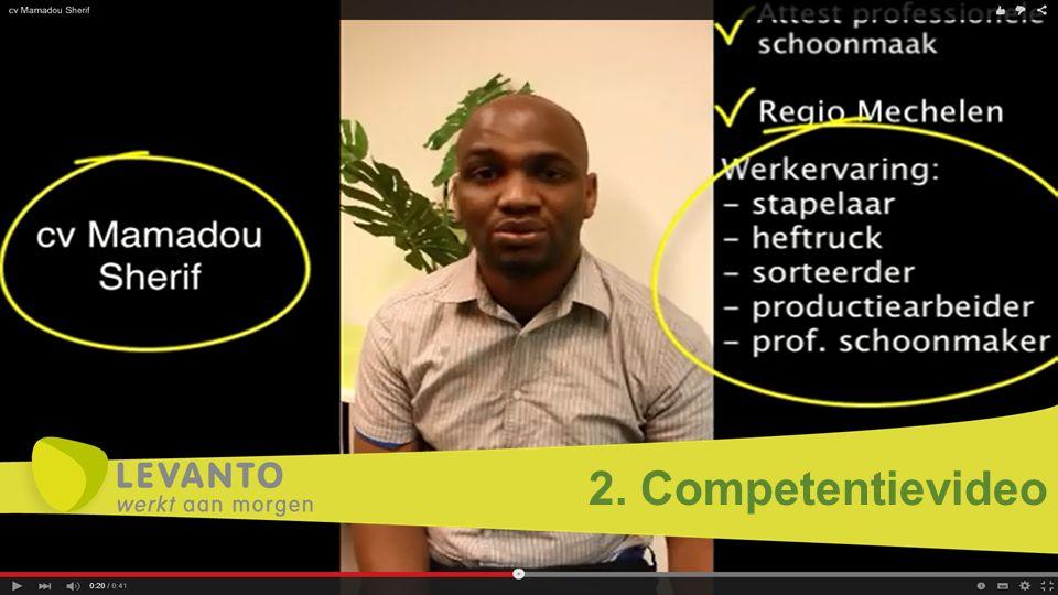 -sollicitatie-oefening -deelnemers zijn trots -kan met simpel materiaal -resultaat.