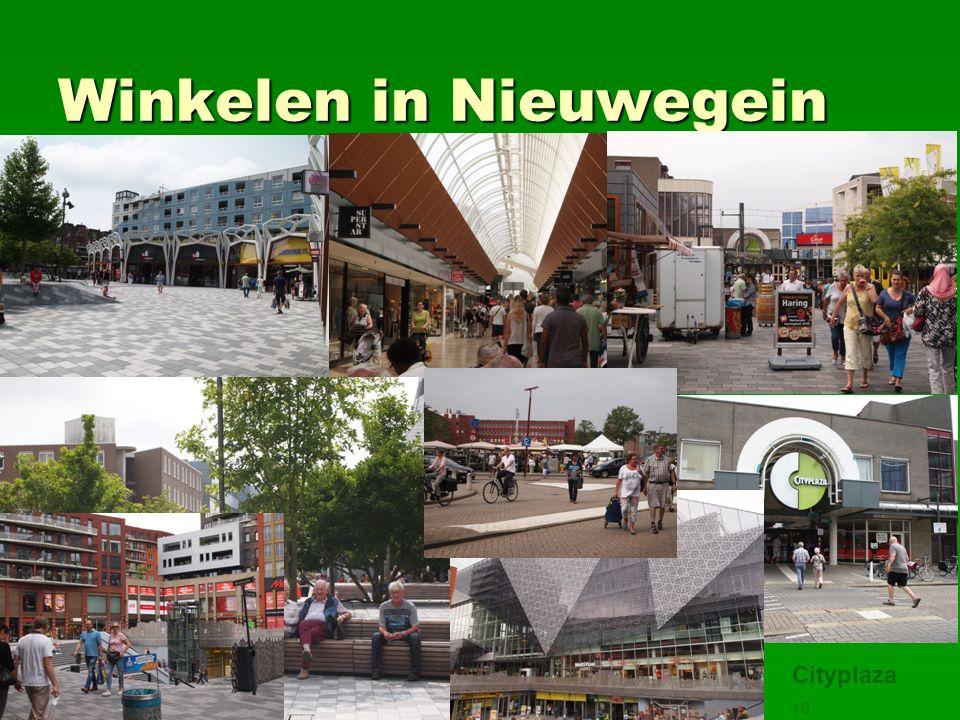 Winkelen in Nieuwegein Cityplaza 10