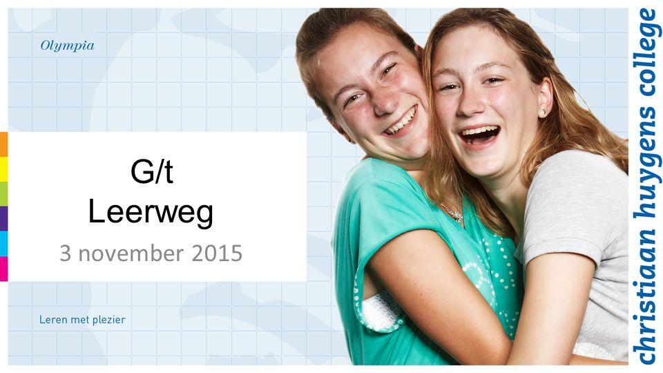 G/t Leerweg 3 november 2015
