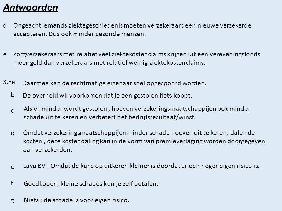 Antwoorden dOngeacht iemands ziektegeschiedenis moeten verzekeraars een nieuwe verzekerde accepteren.