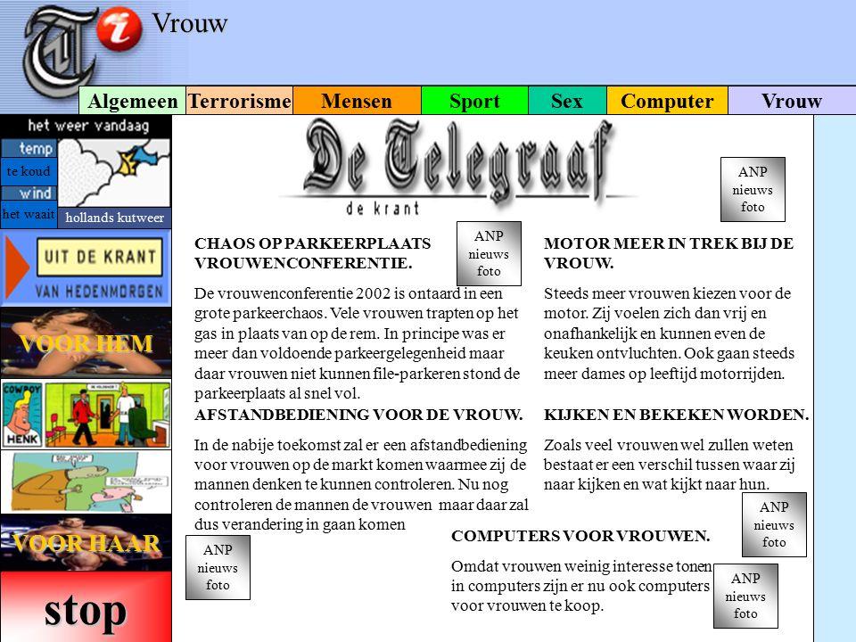 Sex m SportComputerMensenVrouwTerrorismeAlgemeencomputer NIEUWE INTELLIGENTE WINDOWS/WORD-VERSIE.
