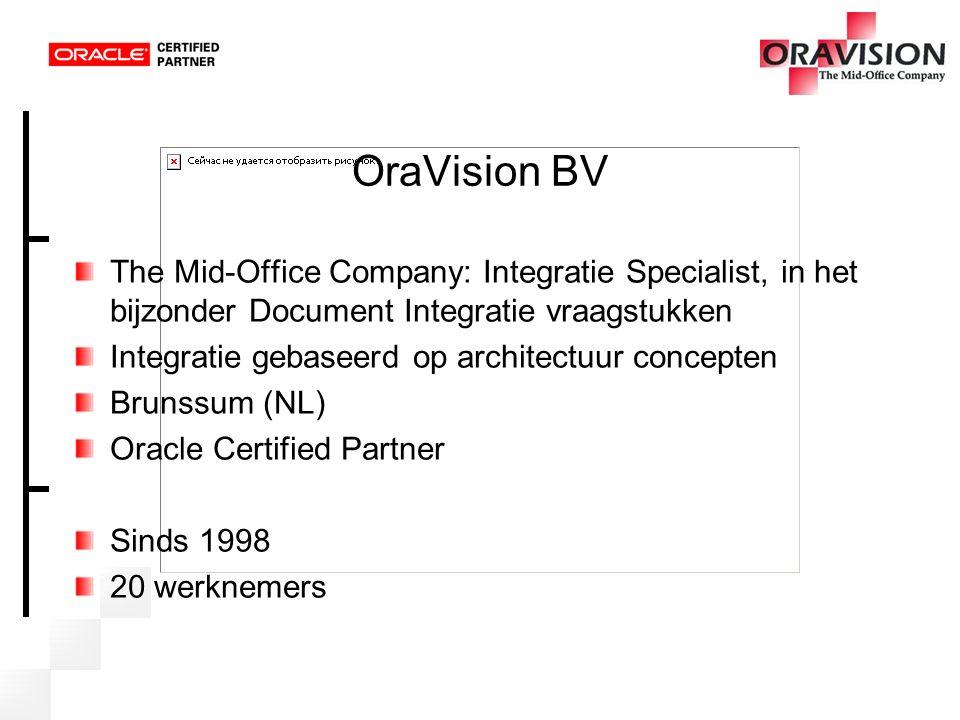 Inhoud Hurwitz Model Oracle Enterprise Service Bus (ESB) Oracle Business Process Execution Language (BPEL) Logistiek benadering Administratieve Organisatie Business Case Provincie Zeeland Architectuur E-Dienst
