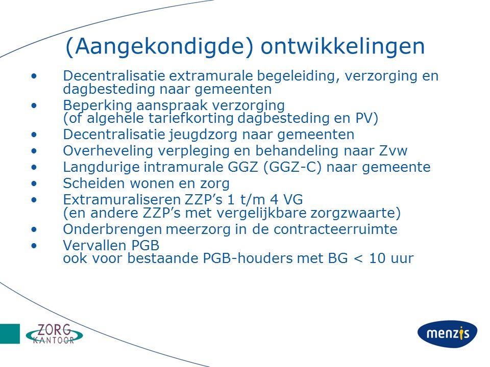 Inkoopsystematiek GZ/GGZ