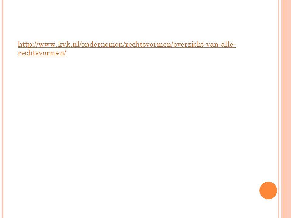 http://www.kvk.nl/ondernemen/rechtsvormen/overzicht-van-alle- rechtsvormen/