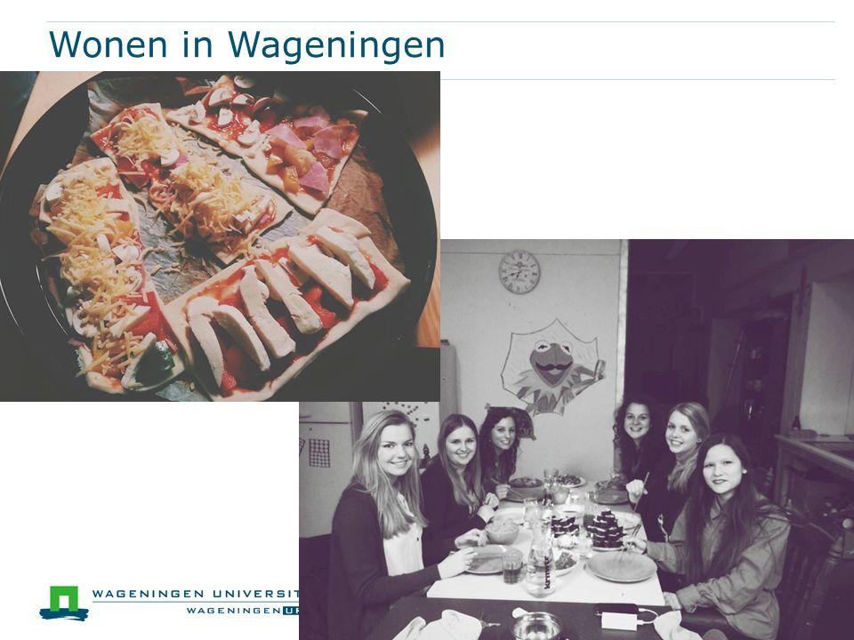 Wonen in Wageningen