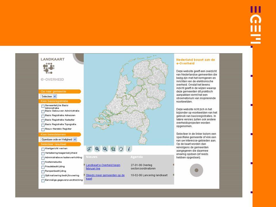 Bewustwording: EGEM creëert bewustwording bij gemeenten voor haar eigen rol met het uitvoeren van Quick Scans