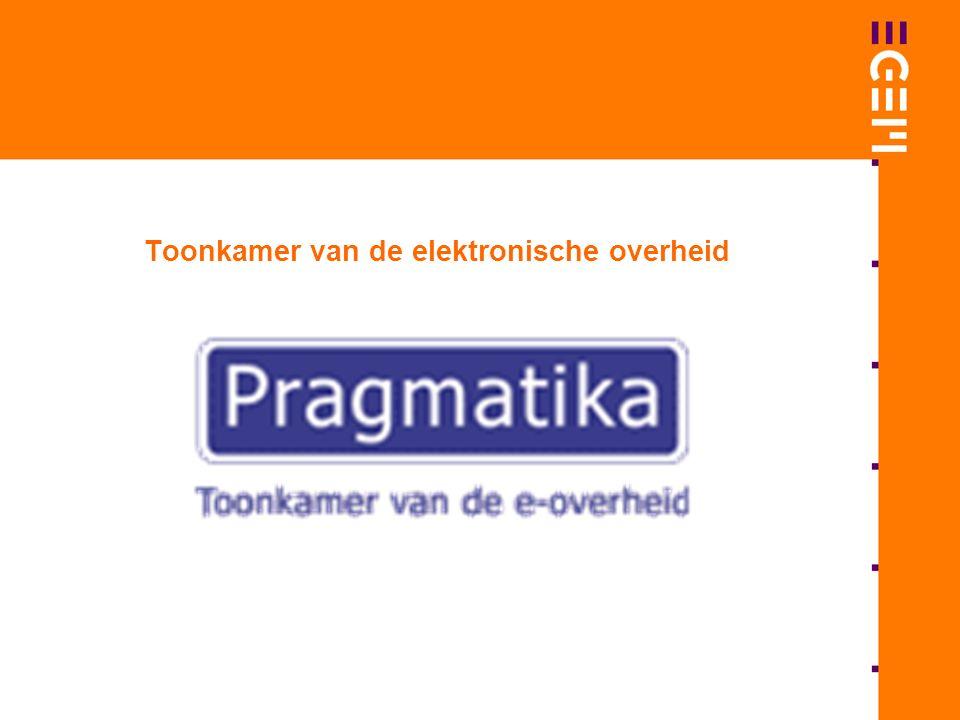 Toonkamer van de elektronische overheid