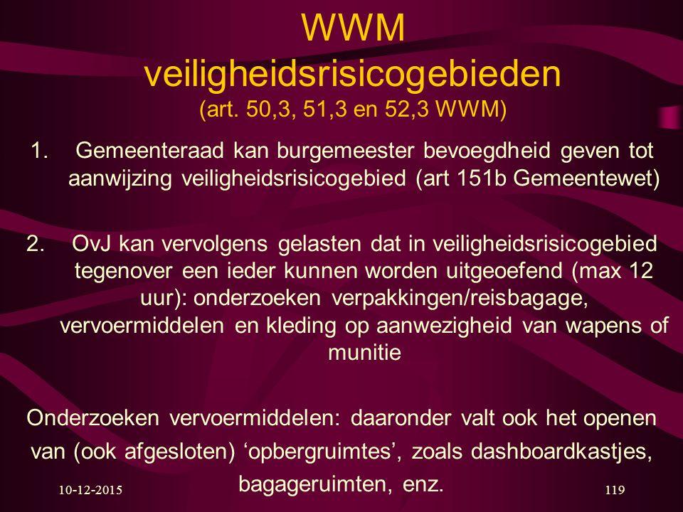 10-12-2015119 WWM veiligheidsrisicogebieden (art.