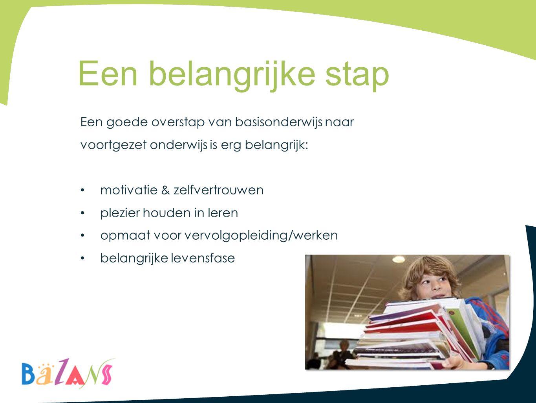 BOVO procedure Beschrijft de overstap van primair onderwijs naar het voortgezet onderwijs in Den Haag, Leidschendam-Voorburg en Rijswijk.