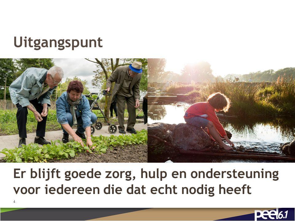 Enkele voorbeelden U kunt zelf ook uw eigen berekening maken op de website www.mijncak.nl (zorg thuis/uw maximale periodebijdrage -> link naar rekenprogramma)www.mijncak.nl 15 leeftijd Verzamelinkomen 2013 (inclusief evt.