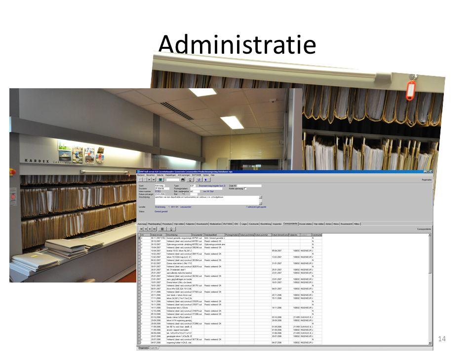 Administratie 14