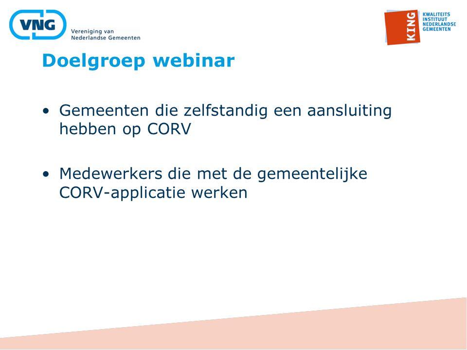 Vragen? Neem voor vragen contact op met Tjerk Venrooy Tjerk.venrooy@kinggemeenten.nl