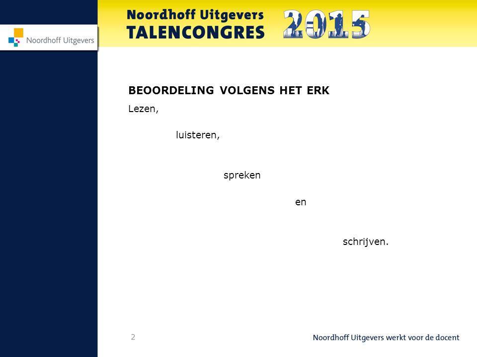 23 Tenslotte: Vocabulaire: succes met 'slim stampen'.