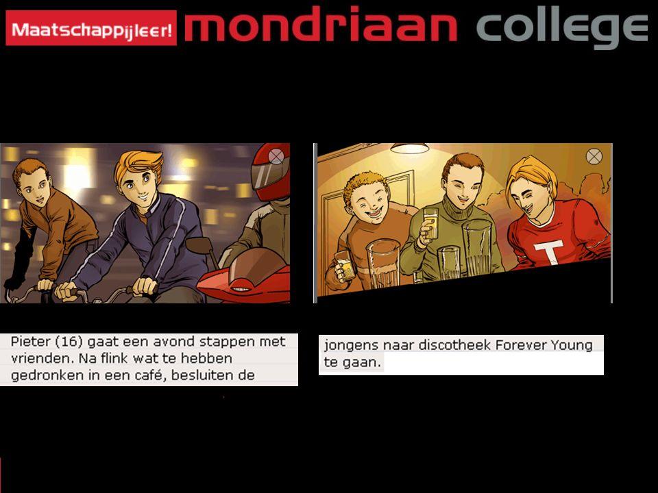 7 CRIMINALITEIT Casus van Pieter bron: rechtvoorjou.nl