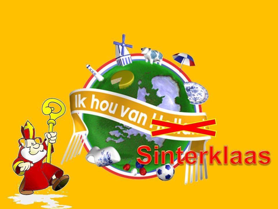 Vraag 2. In welk land hebben ze een variant op de Amelandse Sinterklaas? In Zwitsersland Antwoord