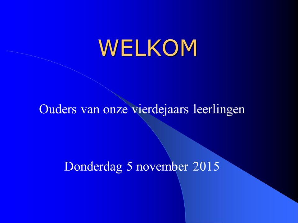 * Centrale examinering Nederlands en rekenen op niveau 2, 3 en 4; hoge eisen bij aanname.