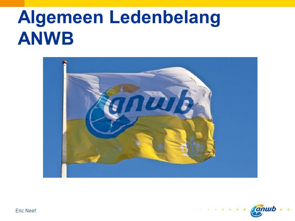 Eric Neef Algemeen Ledenbelang ANWB
