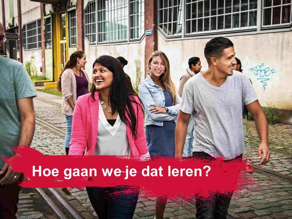 Jaar 3 Jaar 4 Kom naar de open dag. Of proefstuderen. Kijk op www.hr.nl/socialwork. Meer weten?