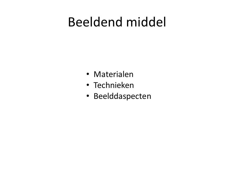 Beeldmerk / logo BeeldmerkLogo