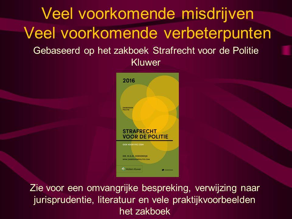 11-12-2015www.zakboekenpolitie.com202 Het pv: aangifte opsp.