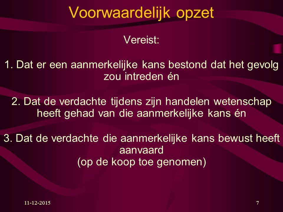 11-12-2015www.zakboekenpolitie.com188 WWM: vh Art.