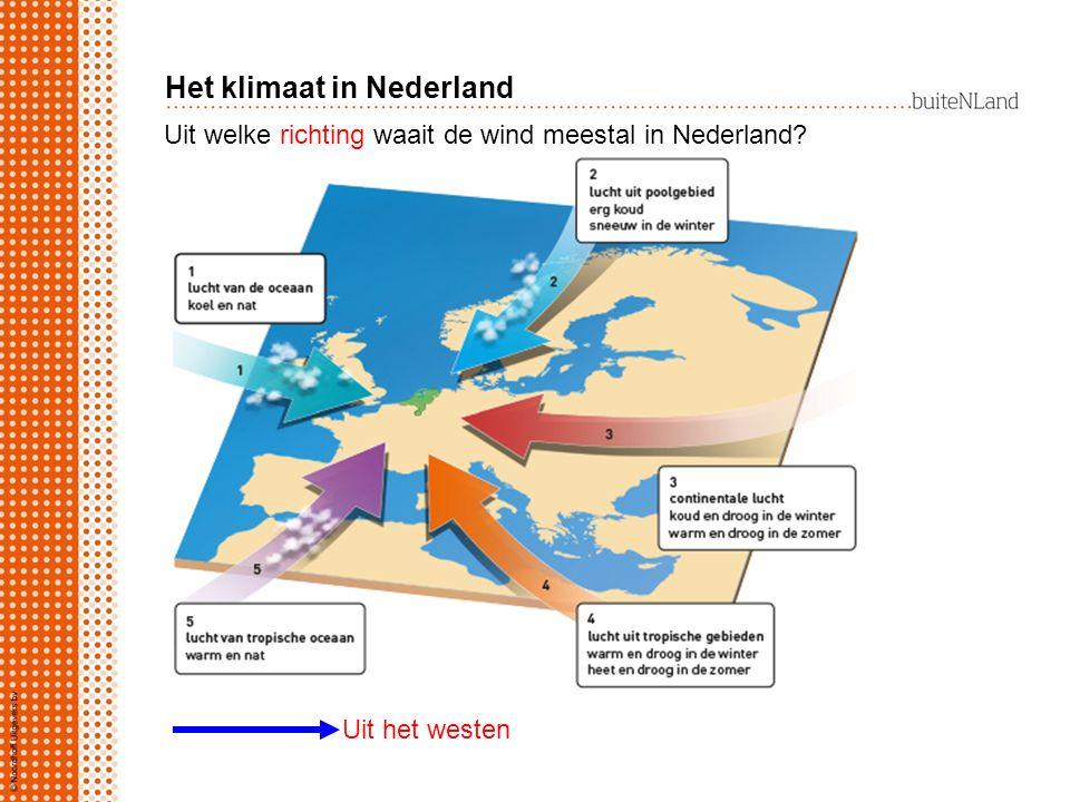 Is een witte kerst voor Nederland een uitzondering.