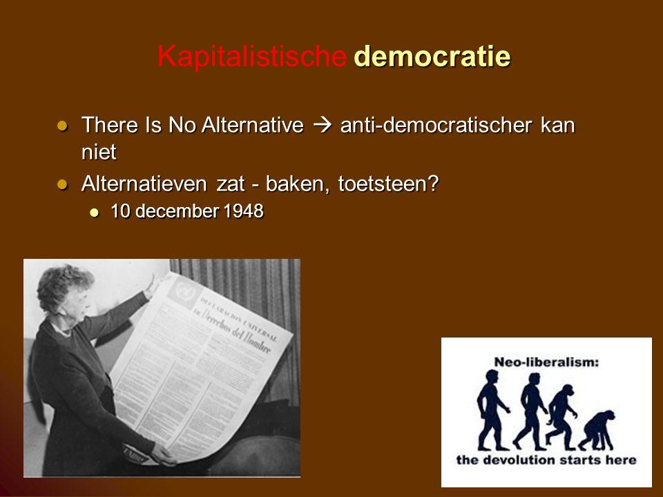 Jeugdwerk is een democratisch forum Dit werkveld is zwaar nodig omwille van de democratie zelf.