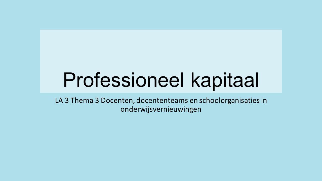 Kees Jansen, in NRC 18 oktober 2014 Als je kind maar uitblinkt : Leerkrachten zijn mensen, professionals met een roeping.