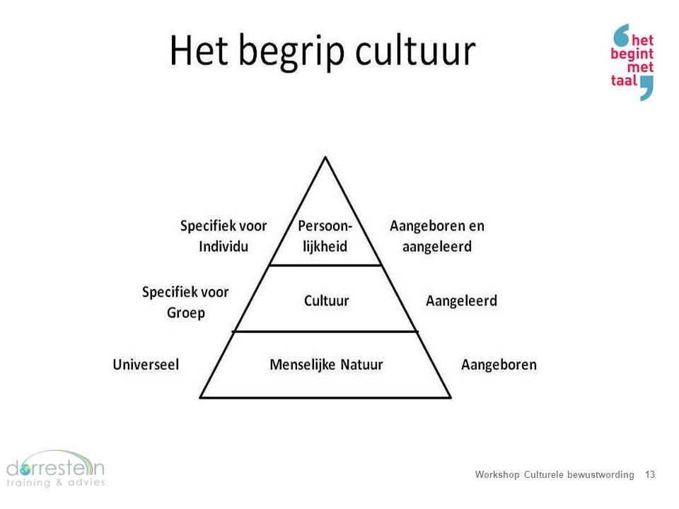 Workshop Culturele bewustwording13